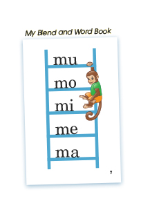 My Blend & Word Book