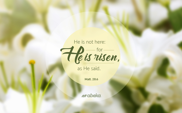Easter Verse