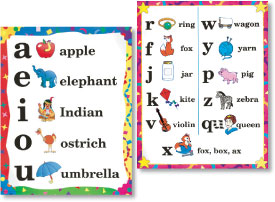 Peaceful image throughout abeka phonics charts printable