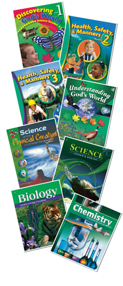 Health and Science books