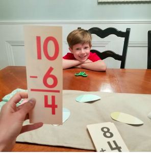 Play games with flashcards