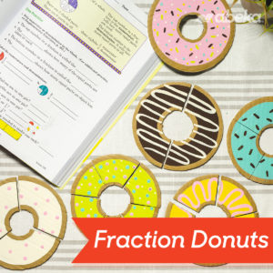 Fraction Donuts