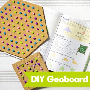 DIY Geoboard