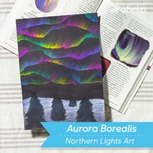 Auror Borealis art