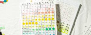 Paint Chip Chart