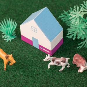 Tiny House Farm Setup