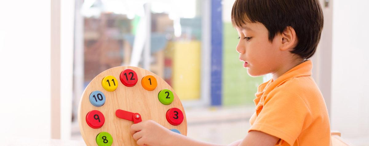 Teaching Time Telling