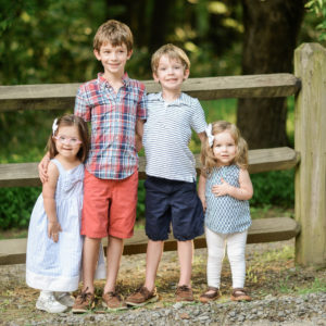The Kidd Children