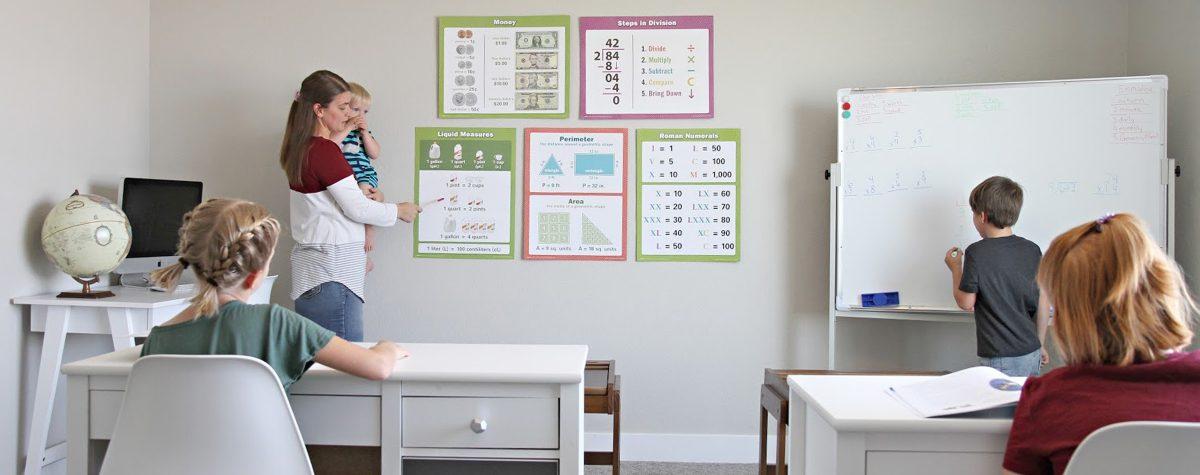 parent-led homeschool