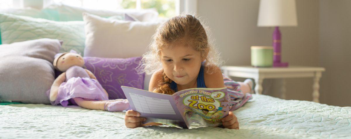 Abeka's six steps to reading through phonics