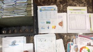 Worksheets on stacks