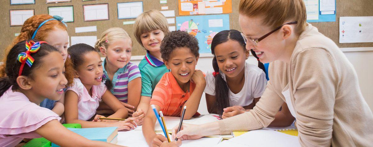 Combined Classrooms Grades 3-6