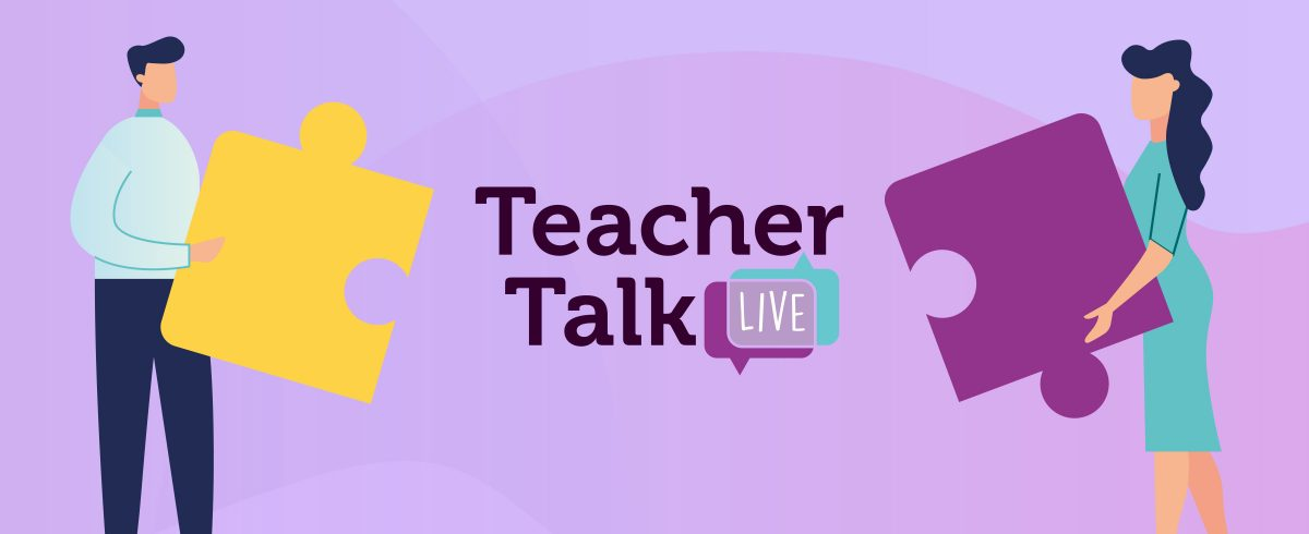 Teacher Talk: Assembling the Toolbox to Build Independent Thinkers